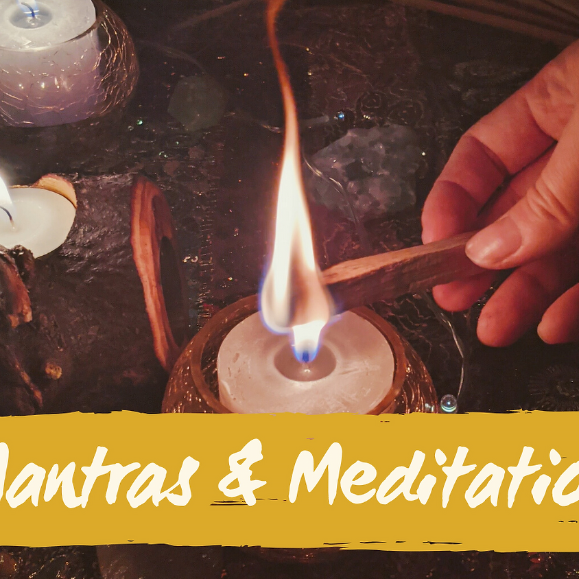 8-Week Mantras and Meditation Package (Tuesdays 4pm)