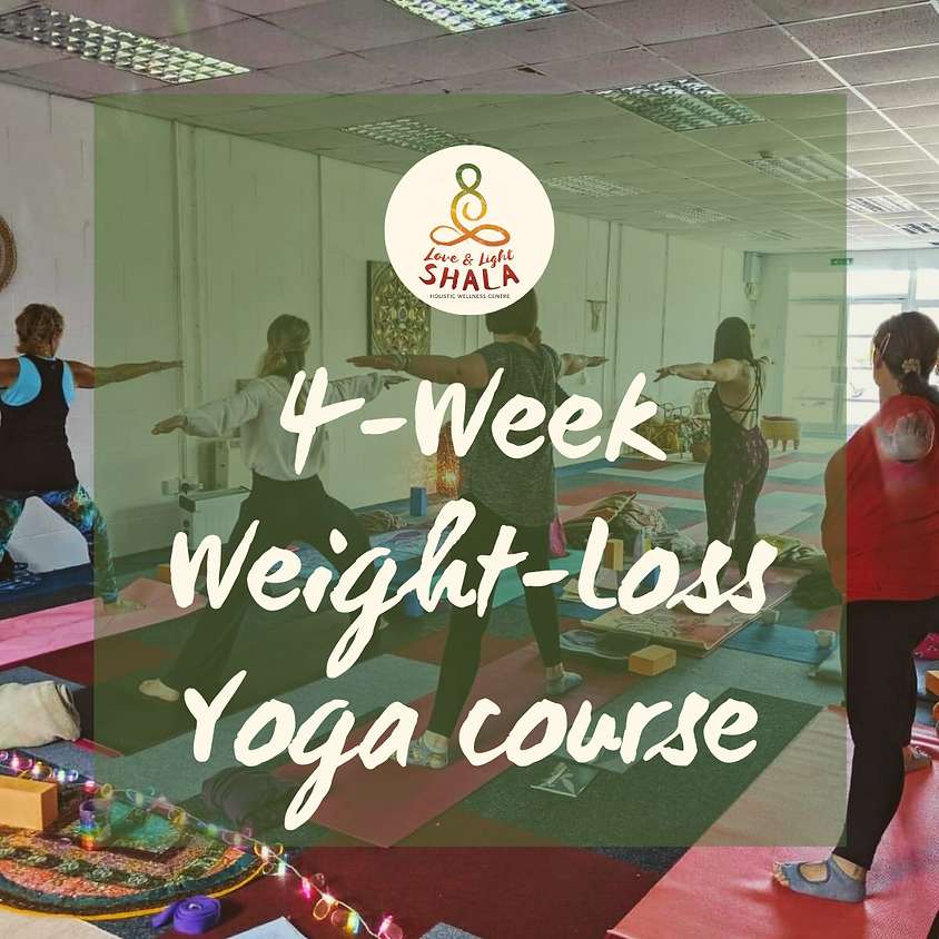 4-Week Weight-Loss Yoga Course (Fridays 6.10pm)