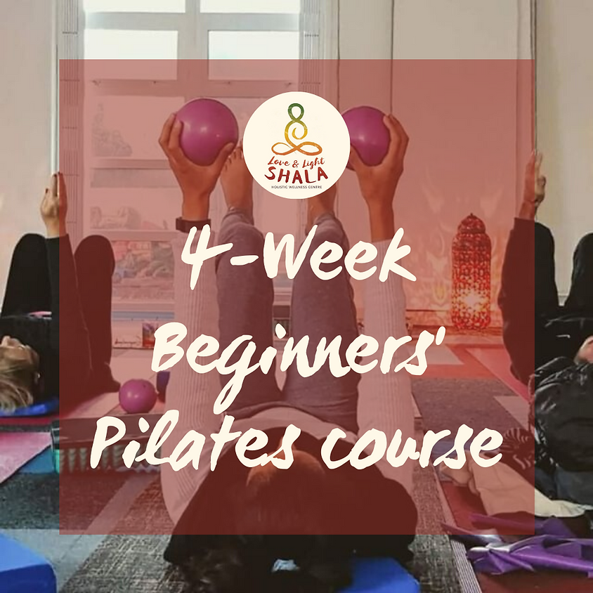 4-Week Pilates for Beginners Course (Saturdays 7.45am)