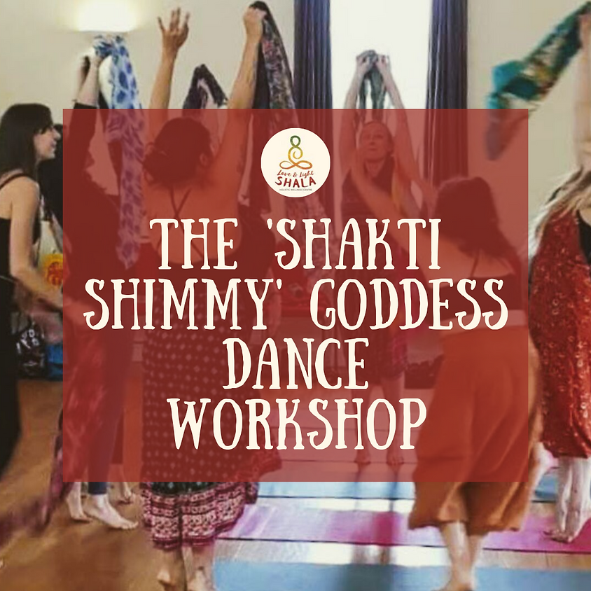 The Shakti Shimmy Dance Workshop
