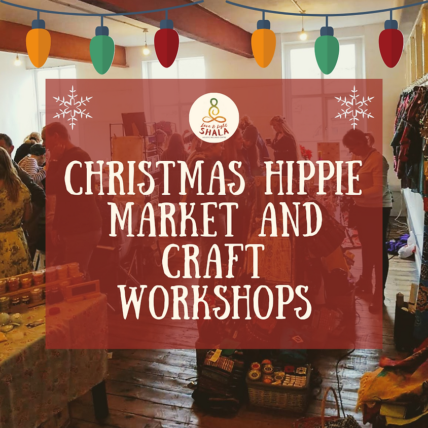 Trentham Christmas Hippie Market