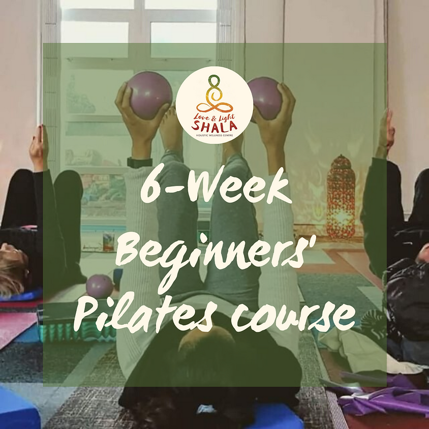 6-Week Pilates for Beginners Course (Saturdays 7.45am)