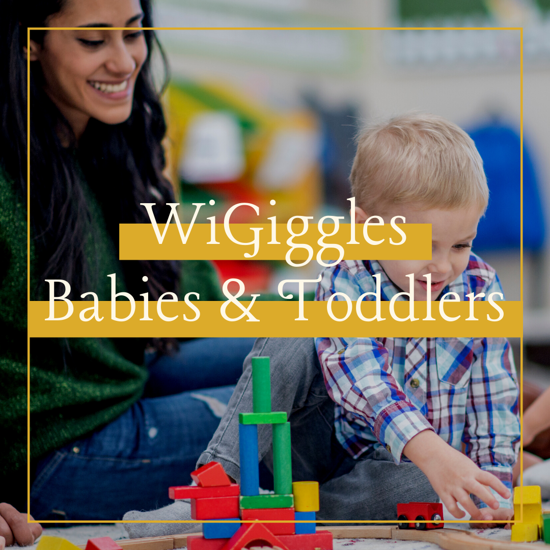 Monday | WiGiggles Babies&Toddlers | 1pm