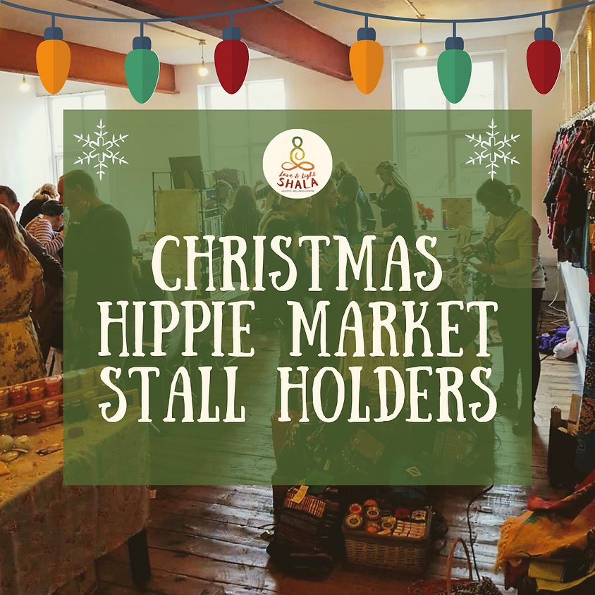 SOLD OUT - Trentham Christmas Hippie Market Stall Holder