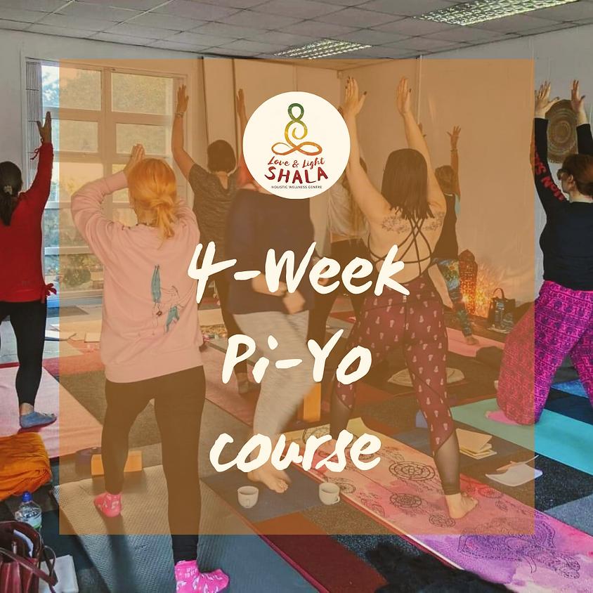 4-Week PiYo Course (Tuesdays 6.10pm)