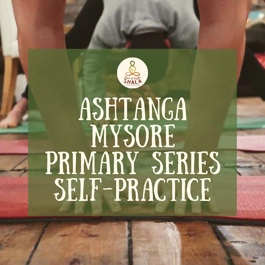 Ashtanga Mysore Primary Series Workshop