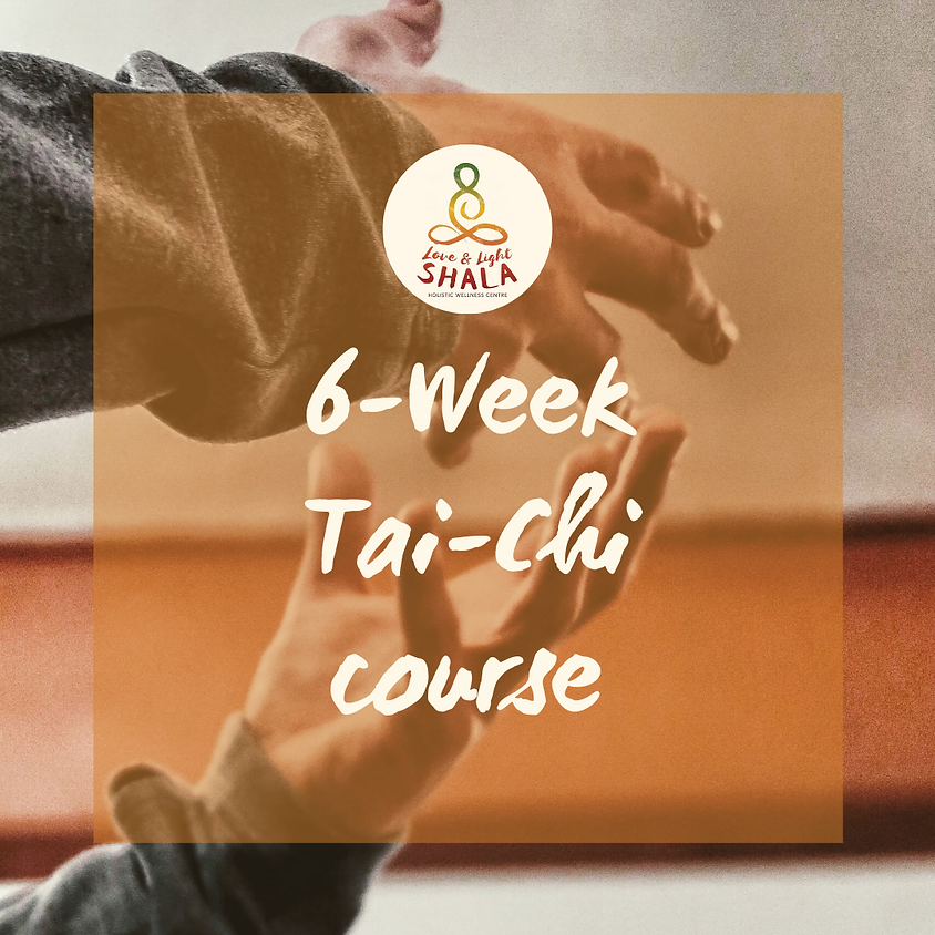 6-Week Introduction to Tai Chi Course (Wednesdays 7.20pm)