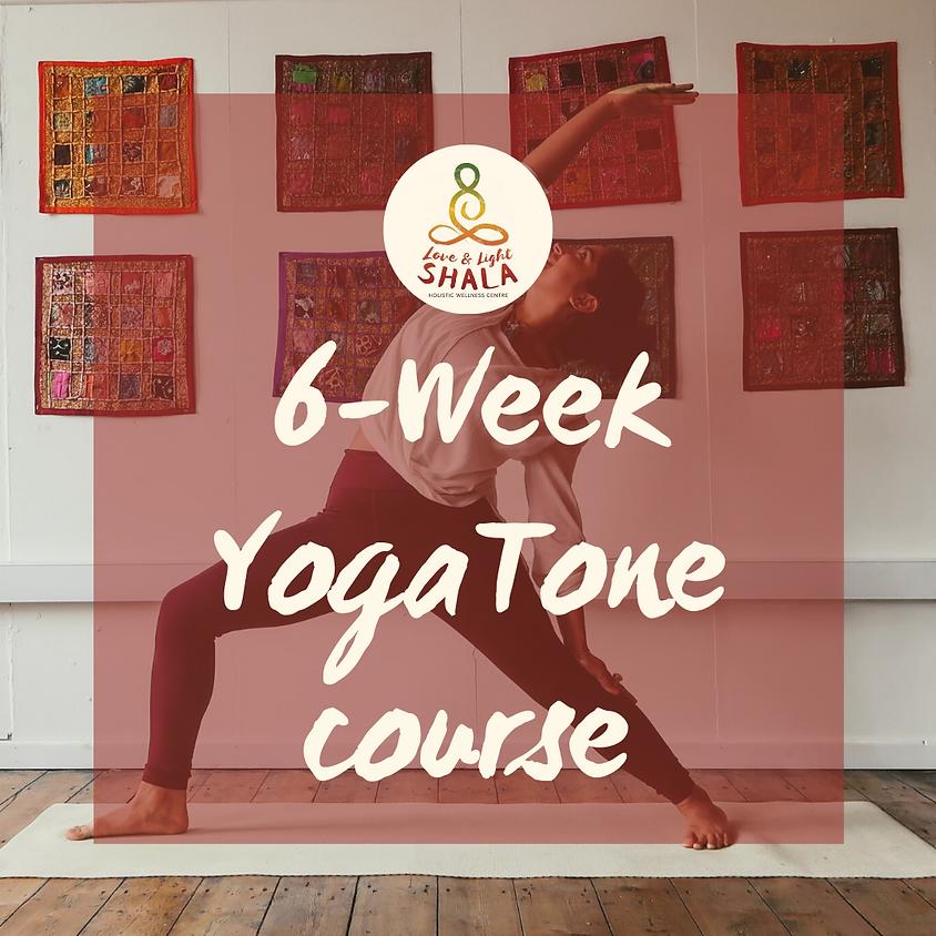 6-Week 'YogaTone' Course (Thursdays 1pm)