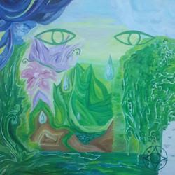 Прекрасная Зеленая. Омовение