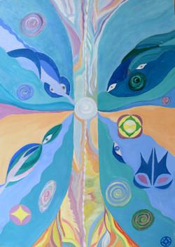 2)Дельфиниада