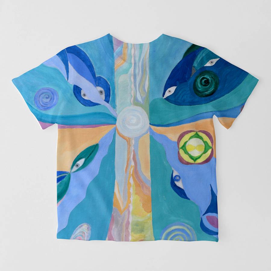 детская футболка mokup2