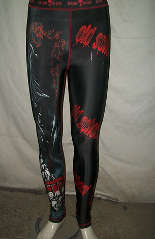 Retribution Spats