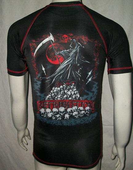 Retribution Rash Guard