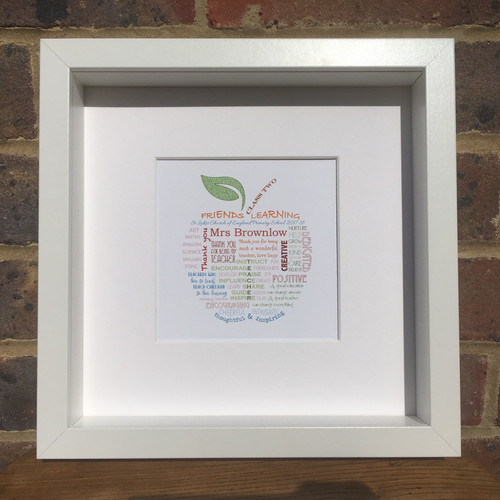 Handmade Memory Frames by Stick and Paste Horsmonden UK Free Shipping