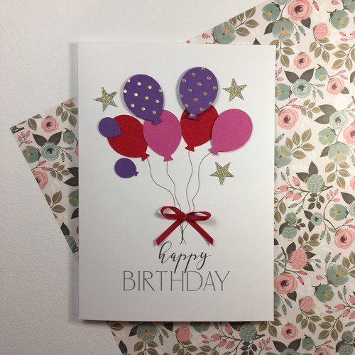Handmade Birthday Cards By Stick And Paste Horsmonden Uk Free Shipping