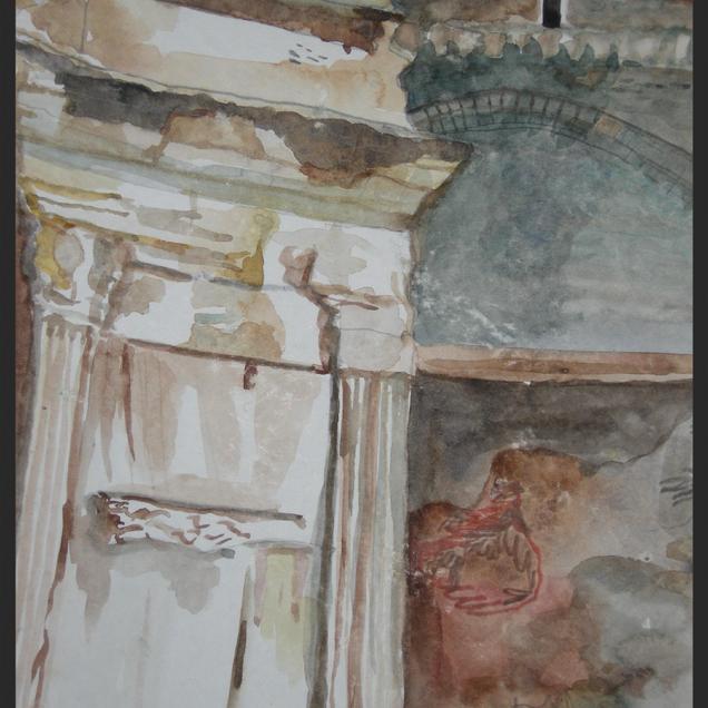 Pantheon, study