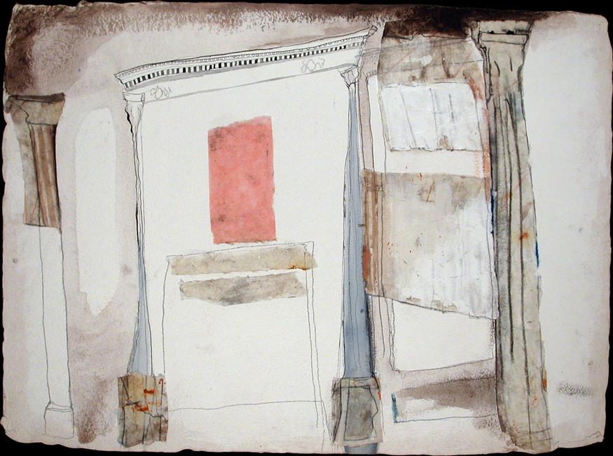 The white armoire, 2006