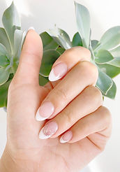 Nail extensions, french manicure, nail art, manicure, pedicure