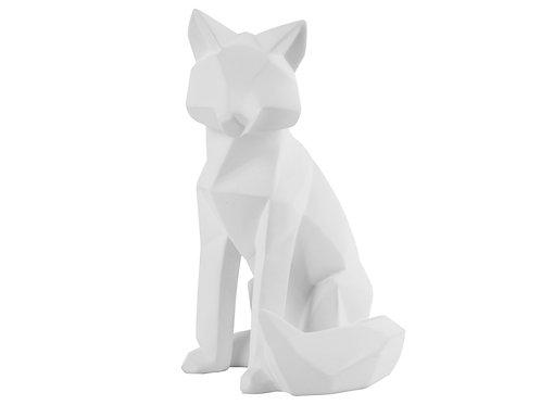 Statue Origami Renard