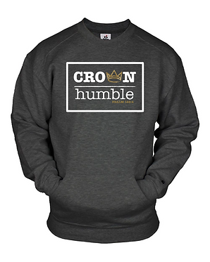 Pocket Crew Sweatshirt (CROWNhumble)
