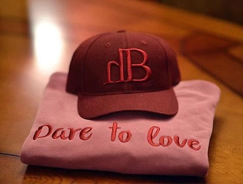 """Dare to Love""(Embroidered)"
