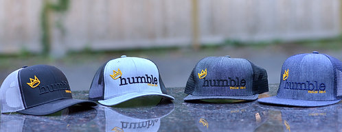 CROWNhumble (Psalm 149:4)