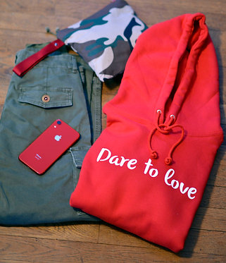 """Dare to Love"" (Printed)"