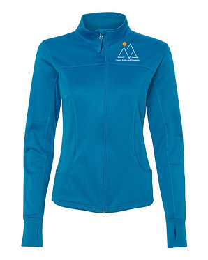 Women's Poly-Tech Full-Zip Jacket
