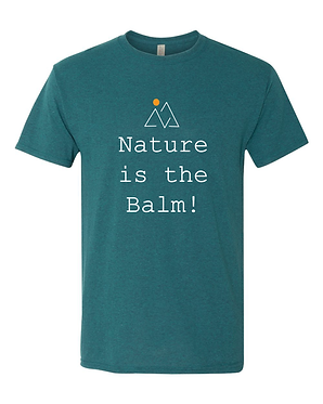 """""""Nature is the Balm"""""""