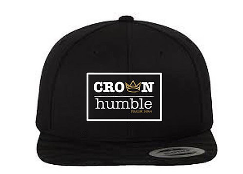 """""""CH SNAP"""" (God delights in His people.  He crowns the humble with victory.)"""