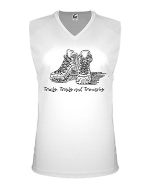 TRIALS ,TRAILS, TRIUMPHS