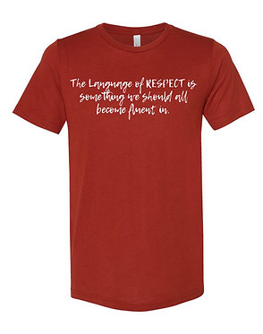 """Language of RESPECT"""