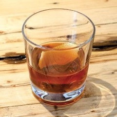 The Black Walnut Sazerac