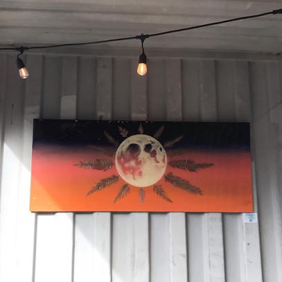Red Cedar Full Moon