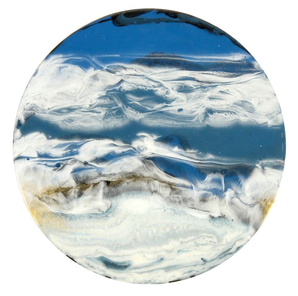 Clouded Ridges