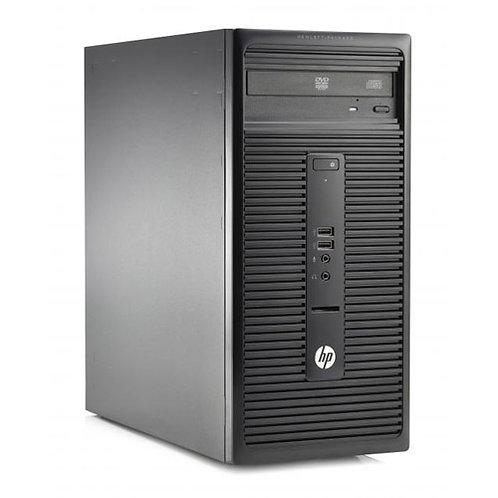 HP G1 Desktop - Intel i3