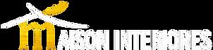 Logo Maison fundo Transparente reduzido.