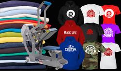 CLOTHING PRODUCTION