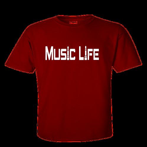 MUSIC LIFE T'S (TXT)