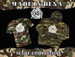 MADE IN DENA CAMO ADD (WHITE ROSE)