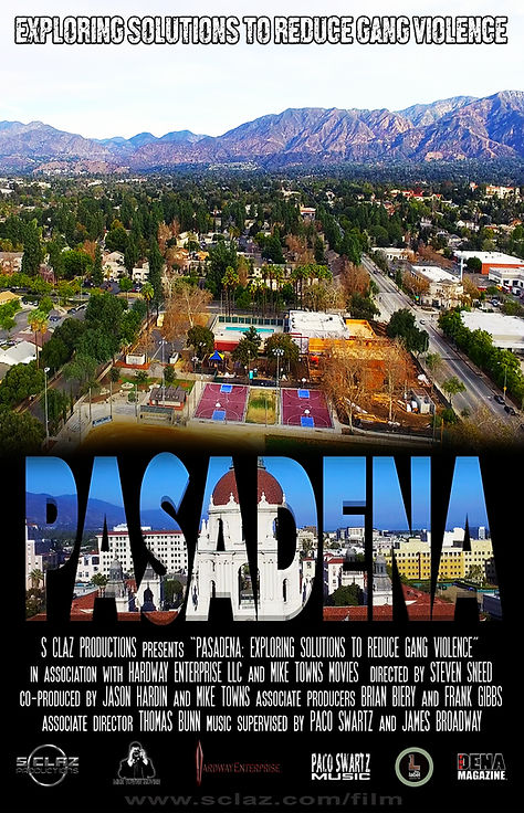 PASADENA DOCUMENTARY FILM POSTER NO QR.j