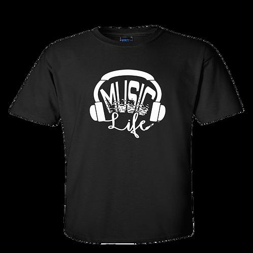 MUSC LIFE T SHIRT (HEAD PHONES)