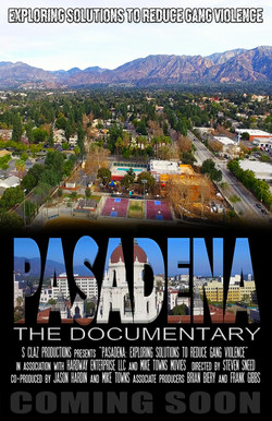 PASADENA DOCUMENTARY FILM POSTER