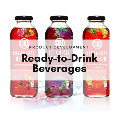 Creating a juicy story on a new retail beverage product