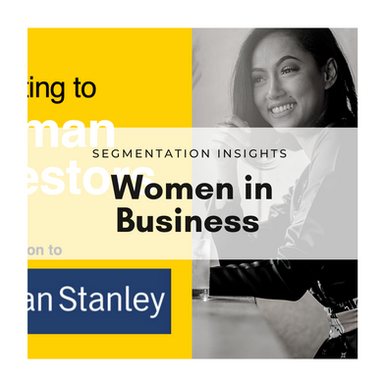 Women: Marketing to the third largest economy in the world.