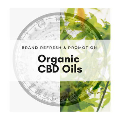 A fresh, clean story for a patented organics brand