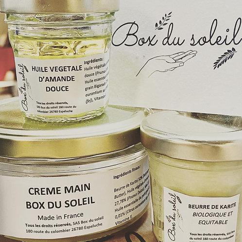 Crème main DIY