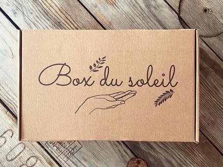 BOX D'OCTOBRE PREMIÈRE RÉCEPTION !
