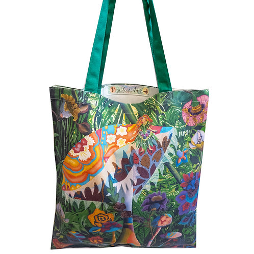 """Secret Garden"" Tote Bag"