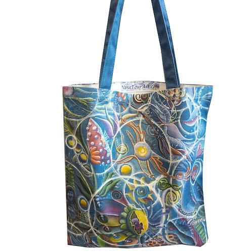 """""""Quantum Entanglement"""" Tote Bag"""